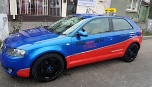 Audi A3, masina lui Andres Iniesta