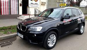 BMW X3 cu cutie automata